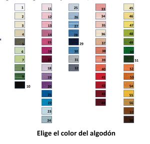 Carta colores 3